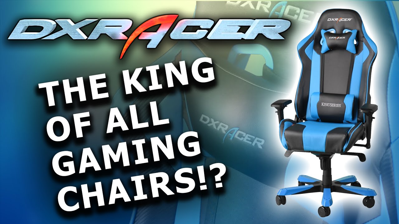 Ghế Chơi Game DXRacer King Series