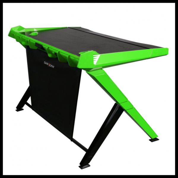 bàn chơi game dxracer xanh (1)